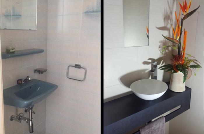 Rénovation appartement 3,5 pces – Gravelone